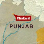 Five killed in Chakwal road mishap