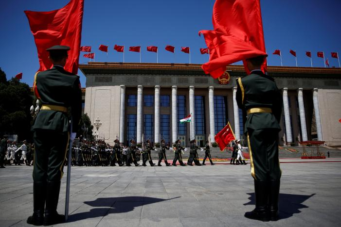 China says all welcome at Silk Road forum