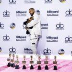 Drake wins record 13 Billboard Music awards
