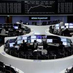 Financials a bright spot in rare sluggish day for European earnings