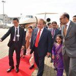 PM Nawaz Sharif reaches Hong Kong on three-day visit