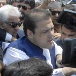 Hussain Nawaz reaches Judicial Academy to appear before JIT