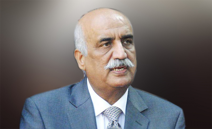 We will oppose amendment to Articles 62 and 63: Khursheed Shah