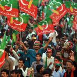 PTI all set for power show in Sargodha today