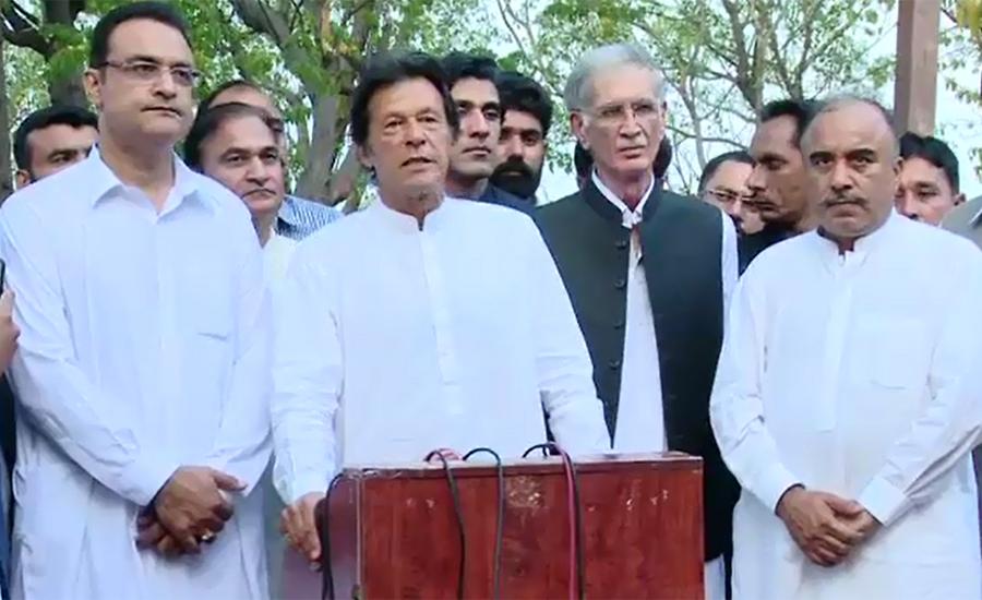 Nobody can control or stop social media, says Imran Khan