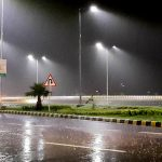 Rain turns weather pleasant in different cities
