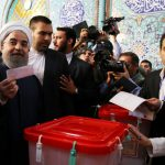 Rouhani forges clear lead Iran presidential race, expected to win