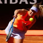 Sharapova targeting return to the top