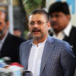 Sharjeel Memon challenges Nisar to include Hussain Nawaz's name in ECL