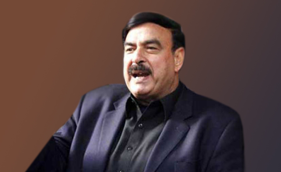 """Sheikh Rasheed hopes """"Pappu"""" will fail in all five subjects"""