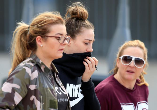 Suicide bomber kills 22, including children, at Ariana Grande concert in Britain