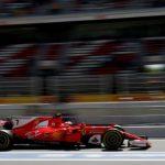 Motor racing: Ferrari fight back in final practice