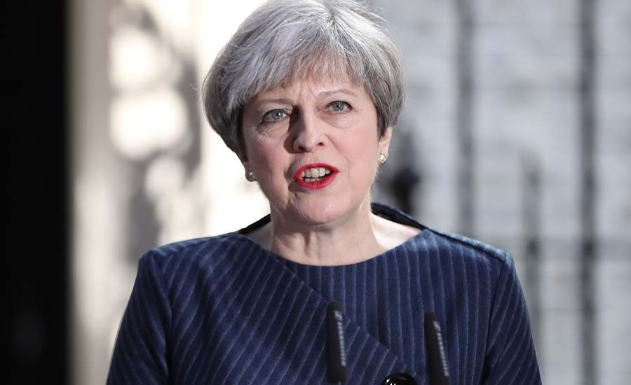 Election hangs in balance in disastrous night for May