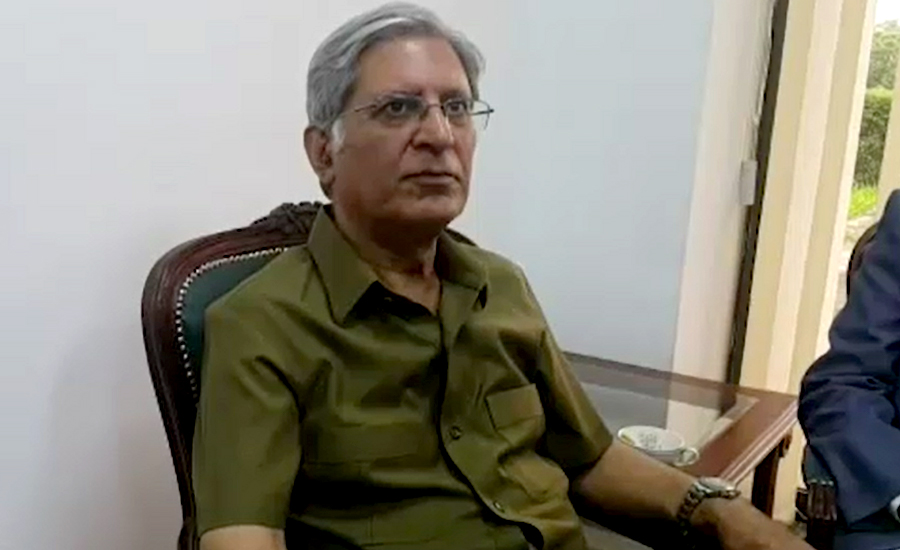 Decision about Oct 1999 step should earlier have been made: Aitzaz Ahsan