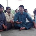 Dasti visits house of labourer crushed by vehicle of CM's cousin