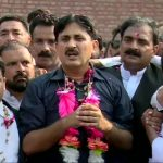 Provocative speech case: Jamshed Dasti released from Sargodha jail