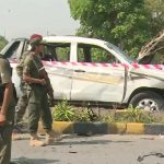 FC major martyred in Peshawar suicide blast