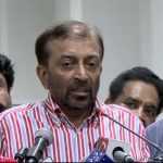 MQM Pakistan also demands PM's resignation
