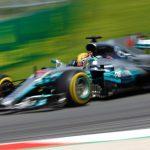 Hamilton on top in Austrian GP practice