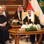 Kuwait tells Iranian embassy to cut staff after spy case