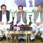 Pervaiz Elahi accuses Punjab government of corruption