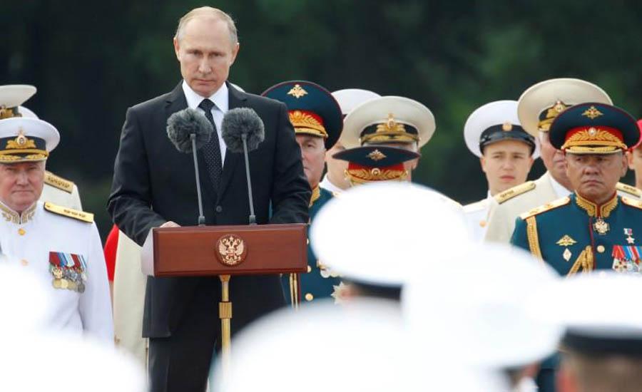 Putin says US must cut 755 diplomatic staff, more measures possible