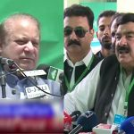 Sheikh Rasheed says Nawaz Sharif will be disqualified