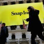 Snap shares fall below $17 IPO price for first time