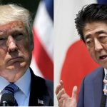 Trump and Japan's Abe talk about 'grave and growing' N Korea threat