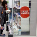 UK consumer morale slips as economic mood hits four-year low