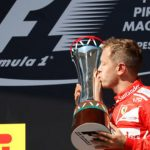 Vettel wins while sporting Hamilton keeps his word