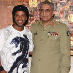 COAS hosts receptions in honor of visiting football players