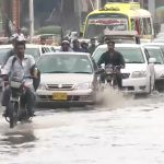 Over 100 feeders trip during heavy rain in Karachi