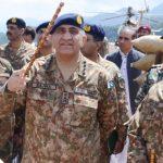Eid on duty for country's security is best festivity, says COAS Qamar Bajwa