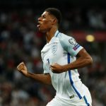 England hit back to beat Slovakia with Rashford winner