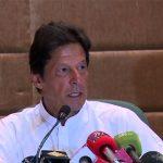 Imran Khan demands immediate resignation of Ishaq Dar