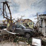 Hurricane Irma strengthens, tears into Cuba's northern coast