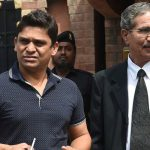 Khalid Latif handed five-year ban for spot-fixing