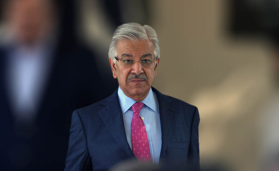 IHC to form larger bench over petition seeking Kh Asif's disqualification