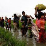 Nearly 90,000 Rohingya escape Myanmar violence as humanitarian crisis looms