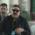 Ishaq Dar should resign if he has some self-respect: Sh Rasheed