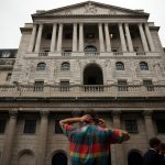 UK households squeezed again, BoE might make it worse
