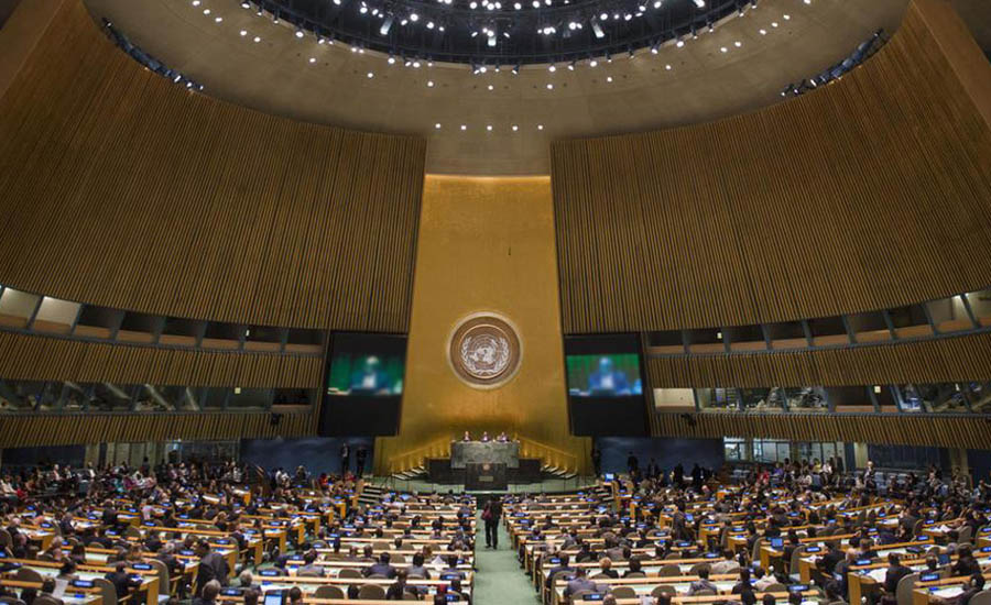 As North Korea threat looms, Trump to address world leaders at UN