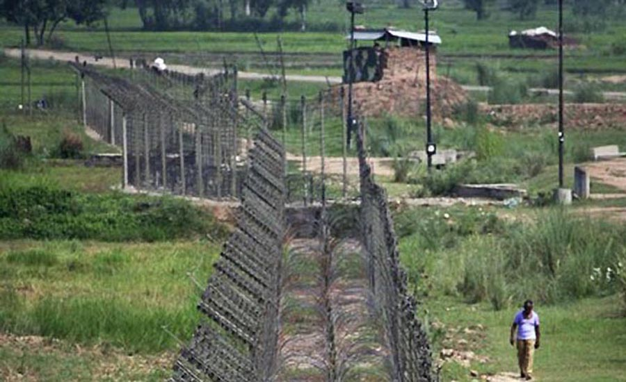 Indian troops initiate unprovoked cease fire violation along Working Boundary