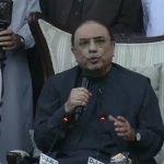 Zardari asks people to beware of Nawaz Sharif, Imran Khan