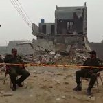 Building collapse in Sheikhupura leaves four dead