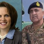 US delegation briefs COAS Qamar Bajwa on South Asia strategy