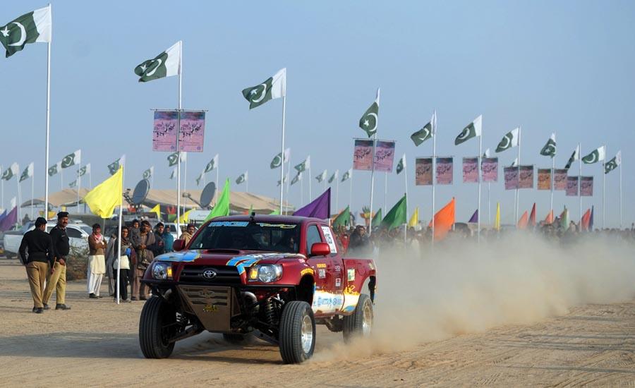 Pakistan Army organizes motor rally from Oct 21
