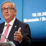 EU's Juncker says assumes won't end up with 'no deal' on Brexit