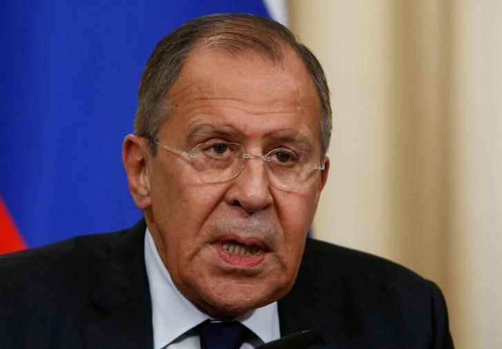 Russia's Lavrov says US anti-missile shield worries Russia, China